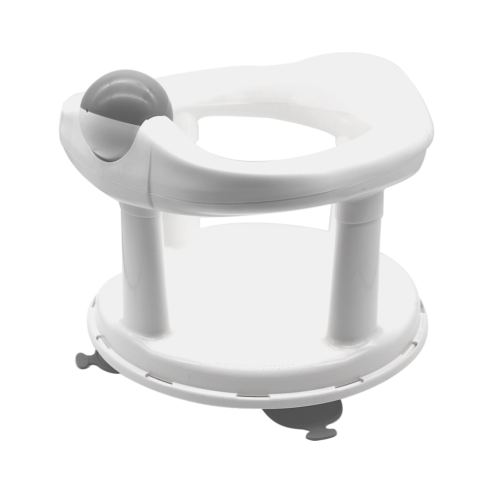 Lime Safety 1st Baby Bath Support Swivel Bath Seat