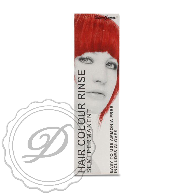Stargazer-Hair-Dyes-Rinse-Semi-Permanent-Bright-Dye-Rinse-Colours-Rainbow-NEW
