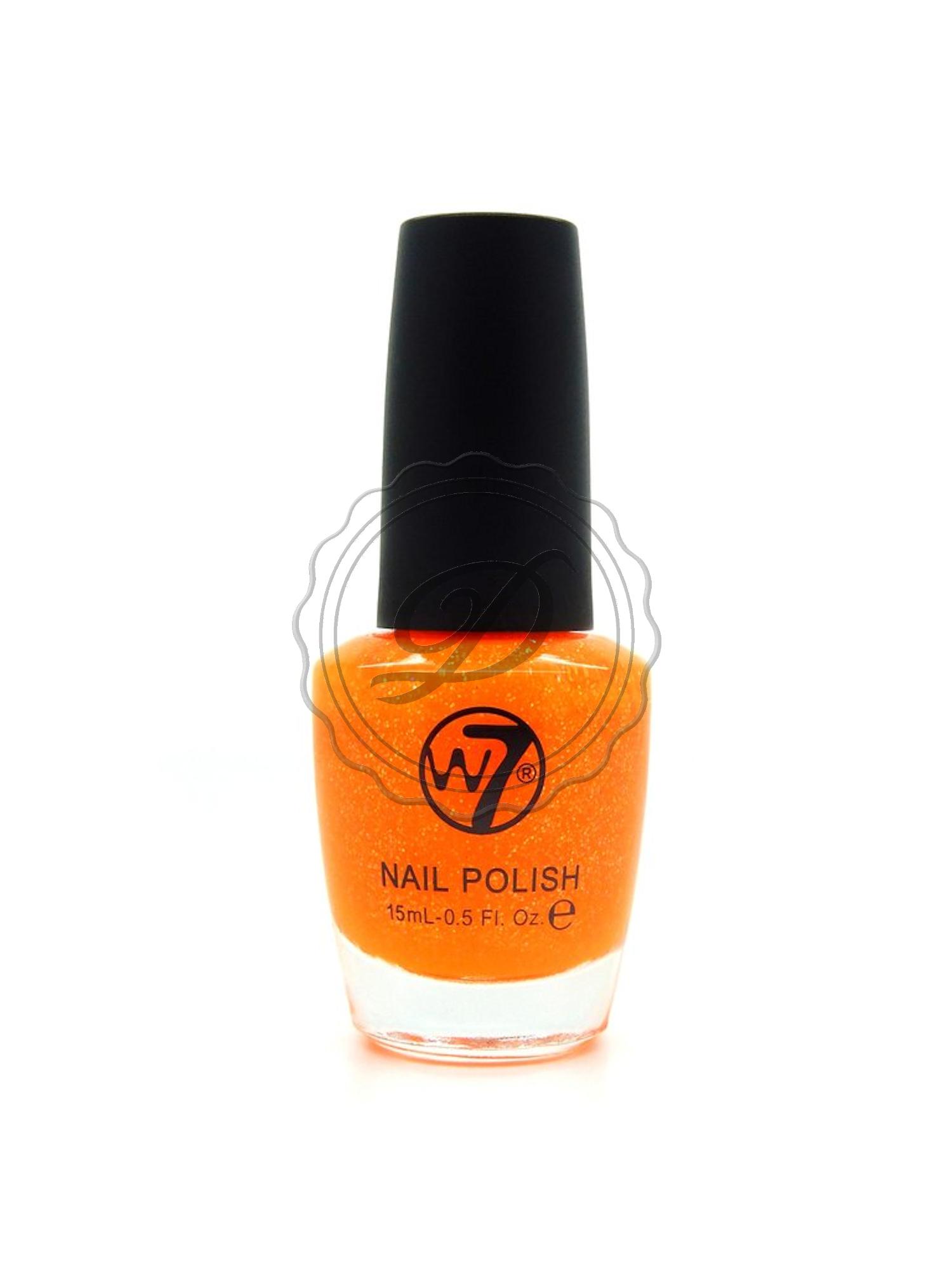 W7-Dazzle-Nail-Polish-Choose-From-8-Colours-Varnish-Sparkle-Shiny-Glitter