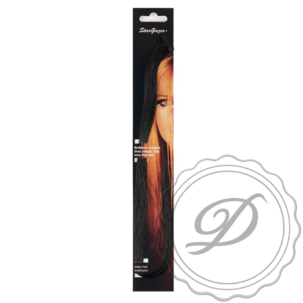 Stargazer Baby Hair Extensions Clip In Straight Piece Colour