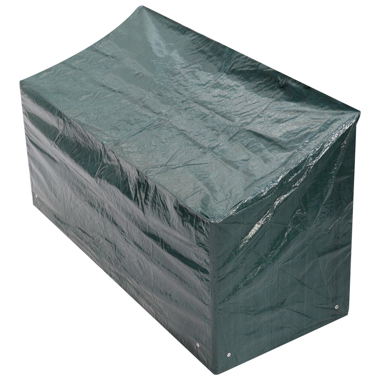 Woodside 4 Seater 1 8m 6ft Waterproof Garden Bench