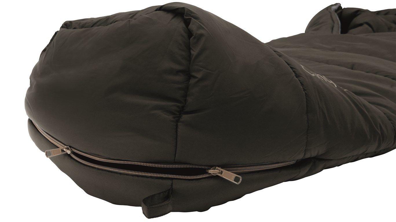 Outwell 3 Season Single Mummy Cardinal Sleeping Bag Camping Equipment