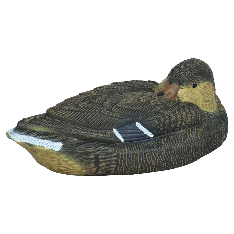 "Nitehawk Male /& Female 8"" Shooting//Hunting Floating Bottom Up Duck Decoys"