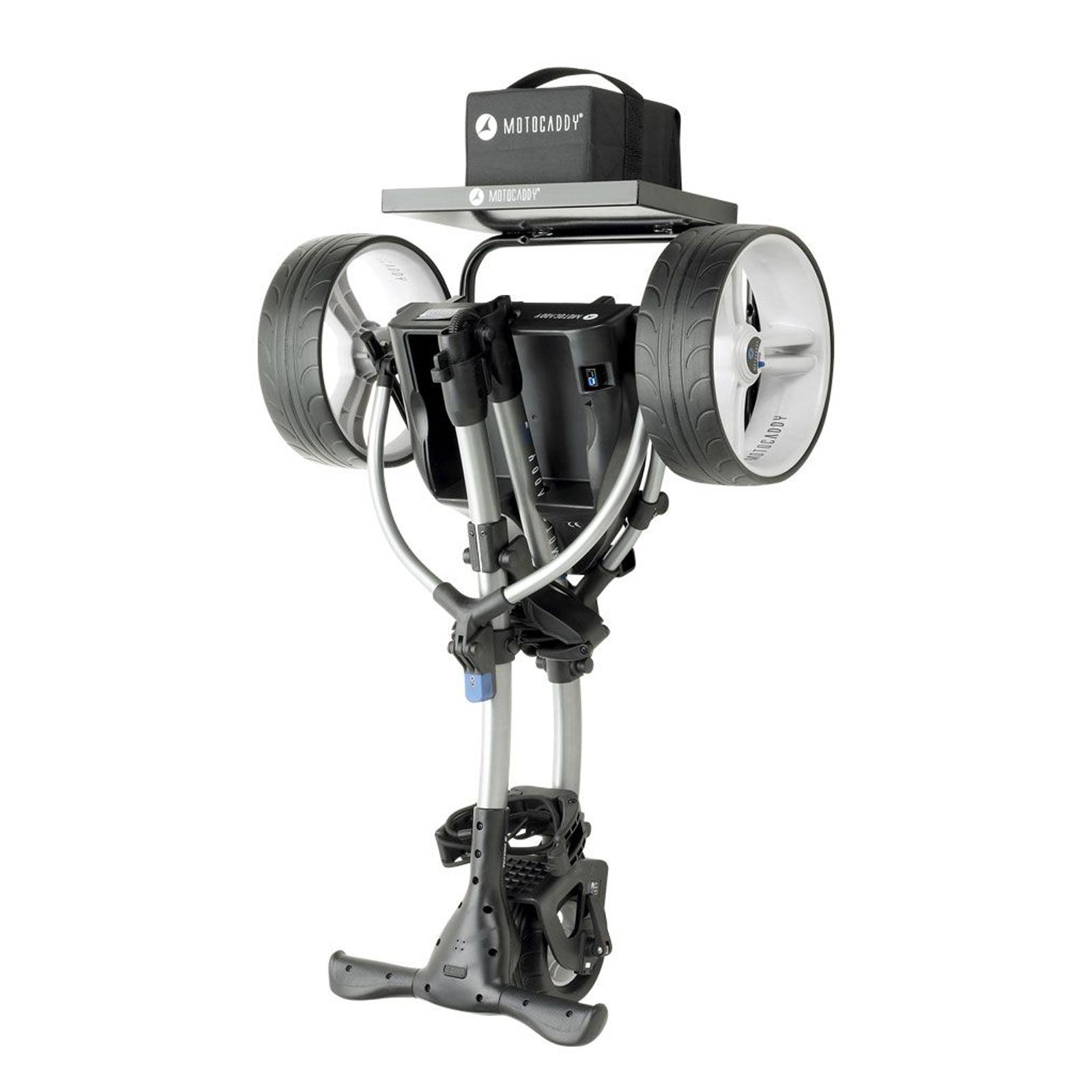 Motocaddy-Golf-Trolley-Accessories-Electric-Push-Pull-Cart-Genuine-Add-Ons miniatuur 12