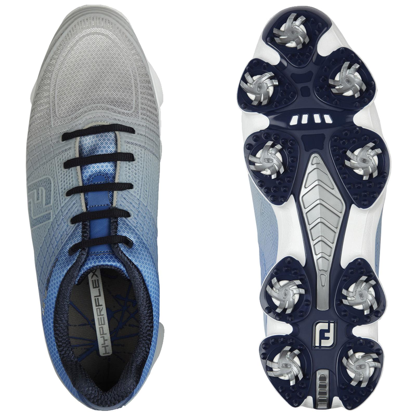 Details about FootJoy Mens Hyperflex II 2.0 Waterproof Golf Shoes Spiked FJ Modern Trainers