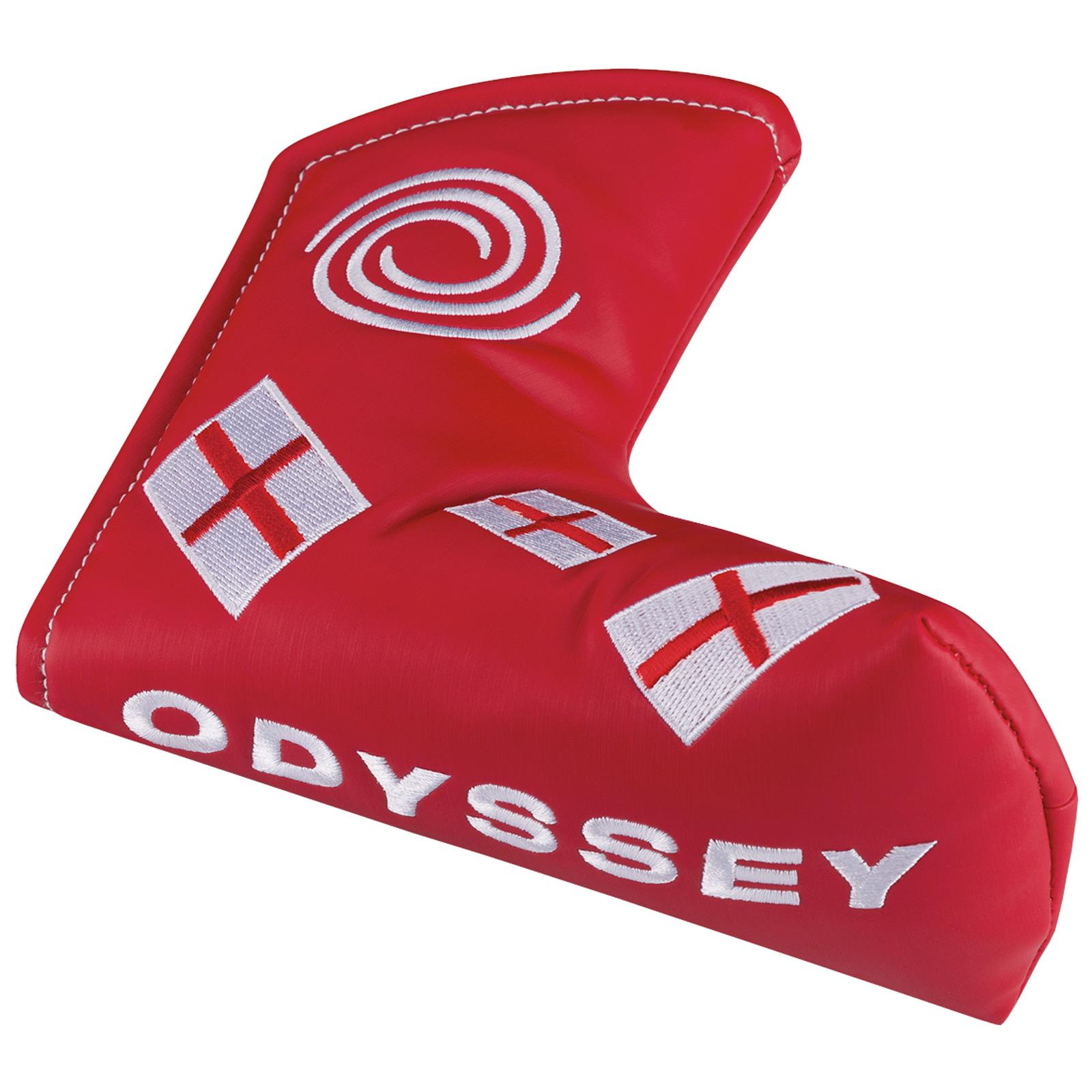 Indexbild 7 - Odyssey Golf Putter Headcovers - Mallet Blade Swirl Novelty Universal Cover