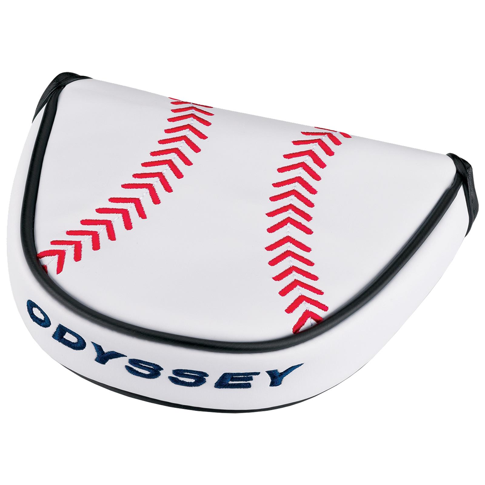 Indexbild 22 - Odyssey Golf Putter Headcovers - Mallet Blade Swirl Novelty Universal Cover