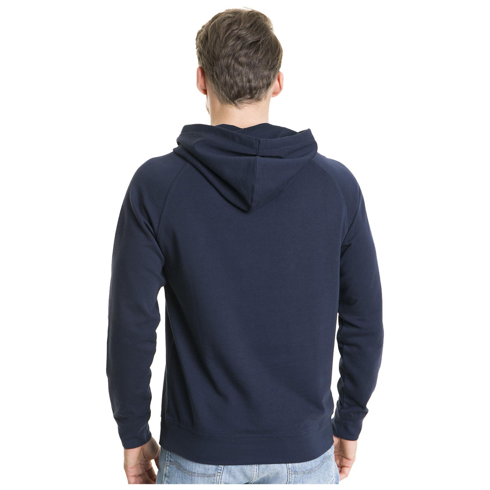 Big-Star-Mens-Hoodie-New-Cotton-Pullover-Full-Zip-Hooded-Casual-Sweatshirt thumbnail 6