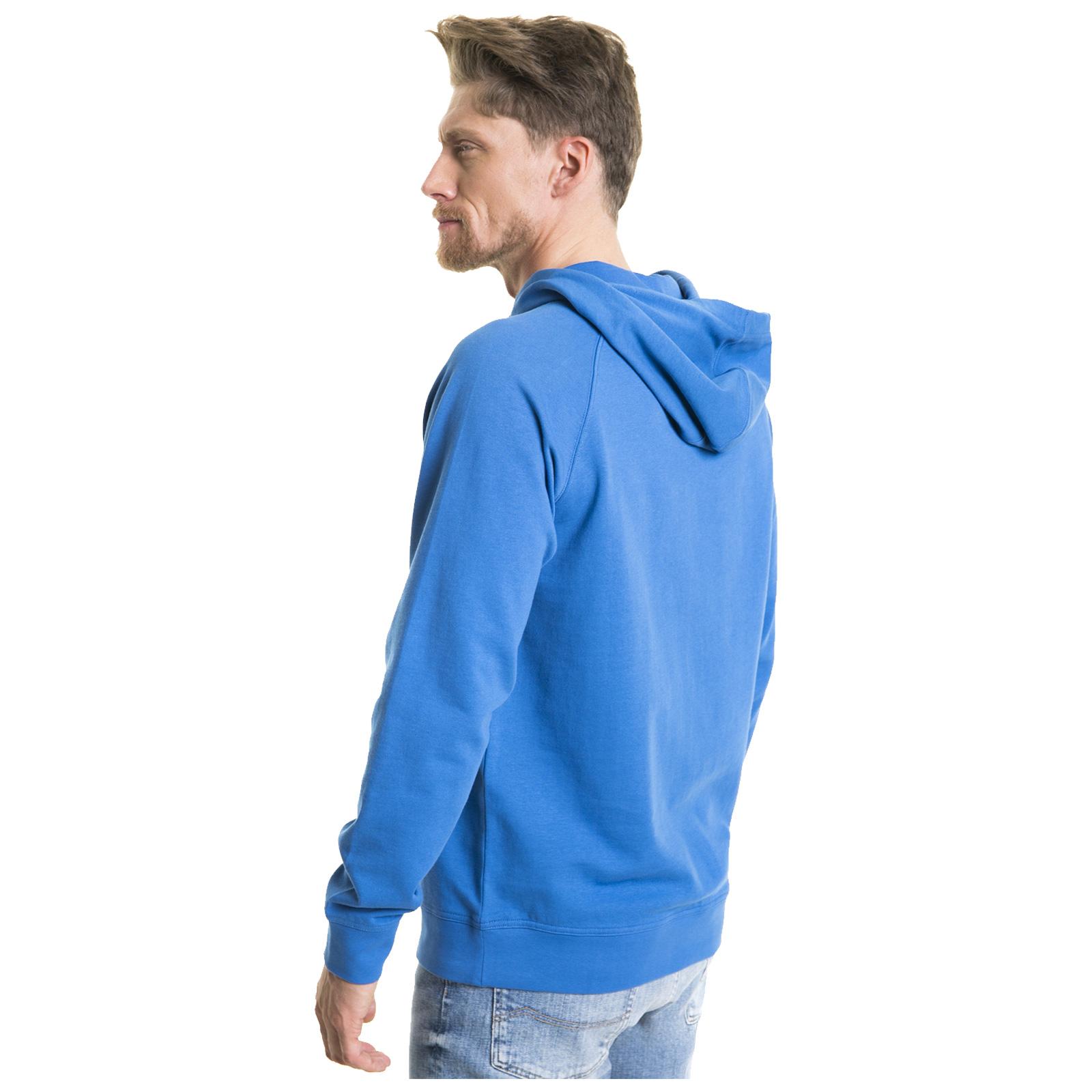 Big-Star-Mens-Hoodie-New-Cotton-Pullover-Full-Zip-Hooded-Casual-Sweatshirt thumbnail 3