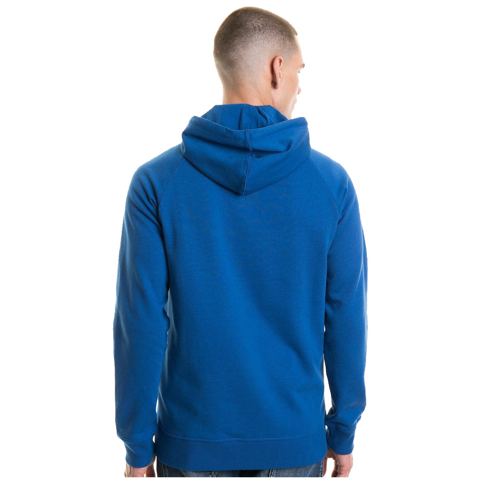 Big-Star-Mens-Hoodie-New-Cotton-Pullover-Full-Zip-Hooded-Casual-Sweatshirt thumbnail 9
