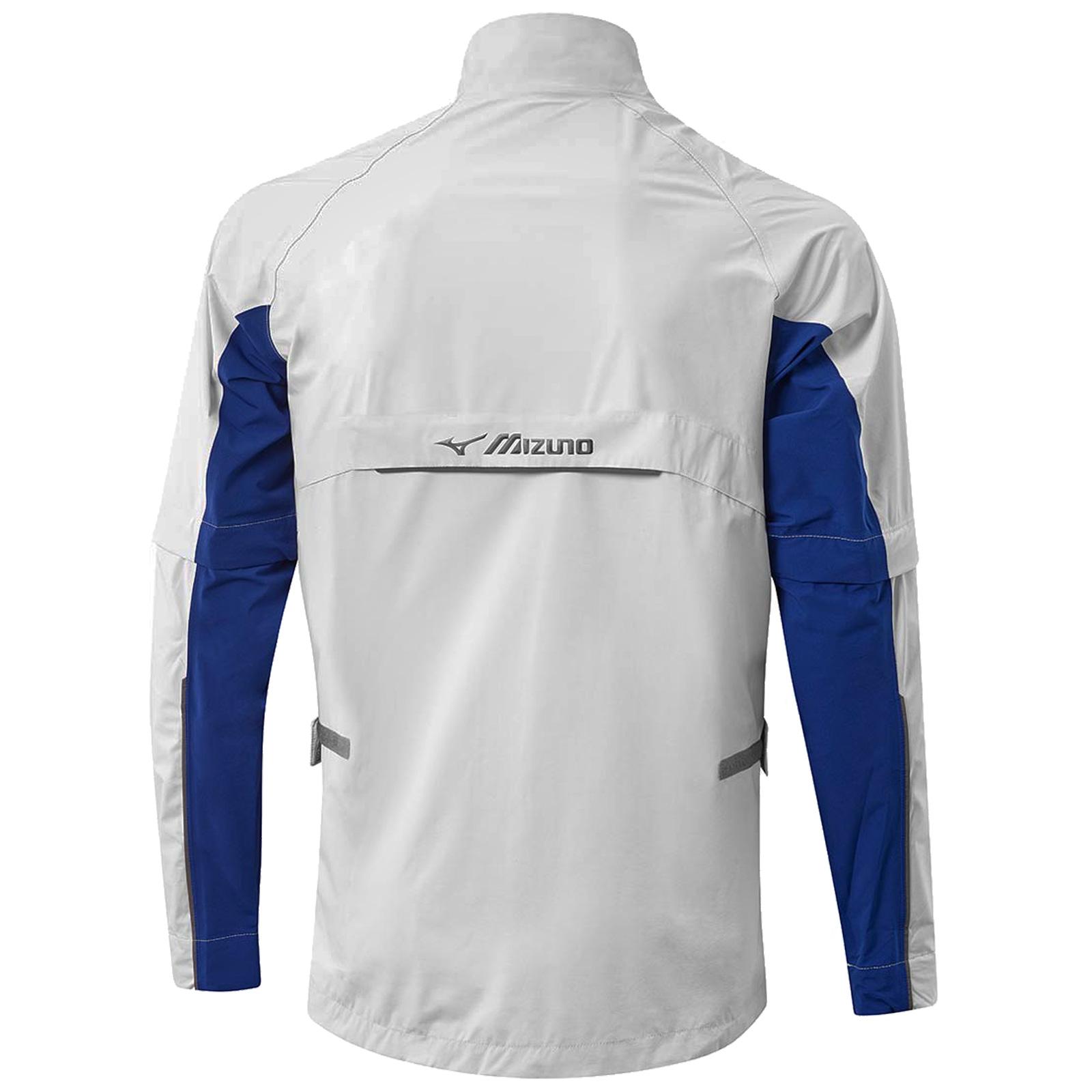 Mizuno-Mens-Impermalite-F20-Waterproof-Rain-Jacket-Top-Lightweight-Coat-Golf thumbnail 7