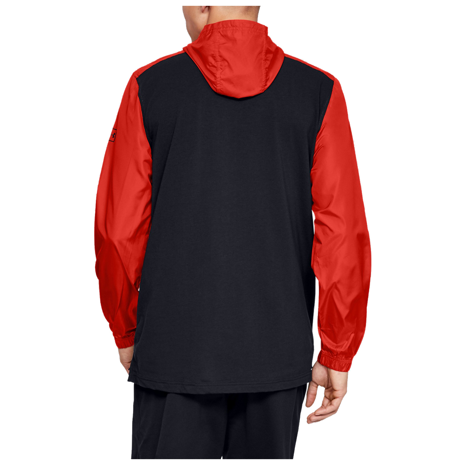 2019 Under Armour Mens Sportstyle Anorak Half Zip Pullover Windproof Jacket UA