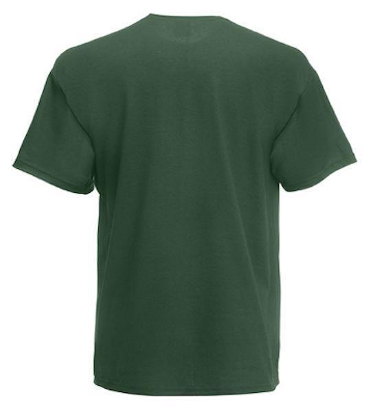 5-Pack-Men-039-s-Fruit-of-the-Loom-Plain-100-Cotton-Blank-Tee-Shirt-Tshirt-T-Shirt