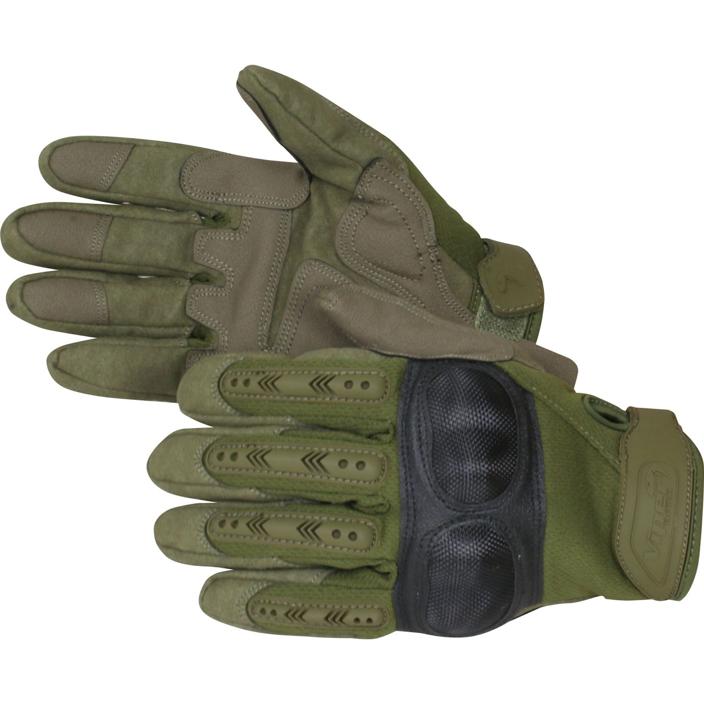 Viper Tactical Venom Glove Hard Wearing Airsoft Sports Kit Covert Black Medium