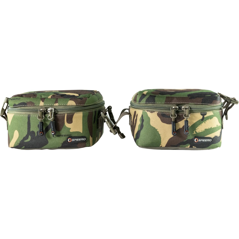 Speero Tackle Stalker Sac Pêche à La Carpe DPM Vert Banque Kit ou convulse Pack