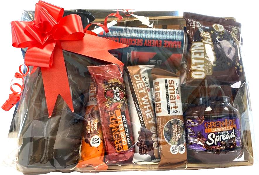 Large Hamper Kit High Protein Hamper Gift Basket All Occasions Christmas 2020 Ebay