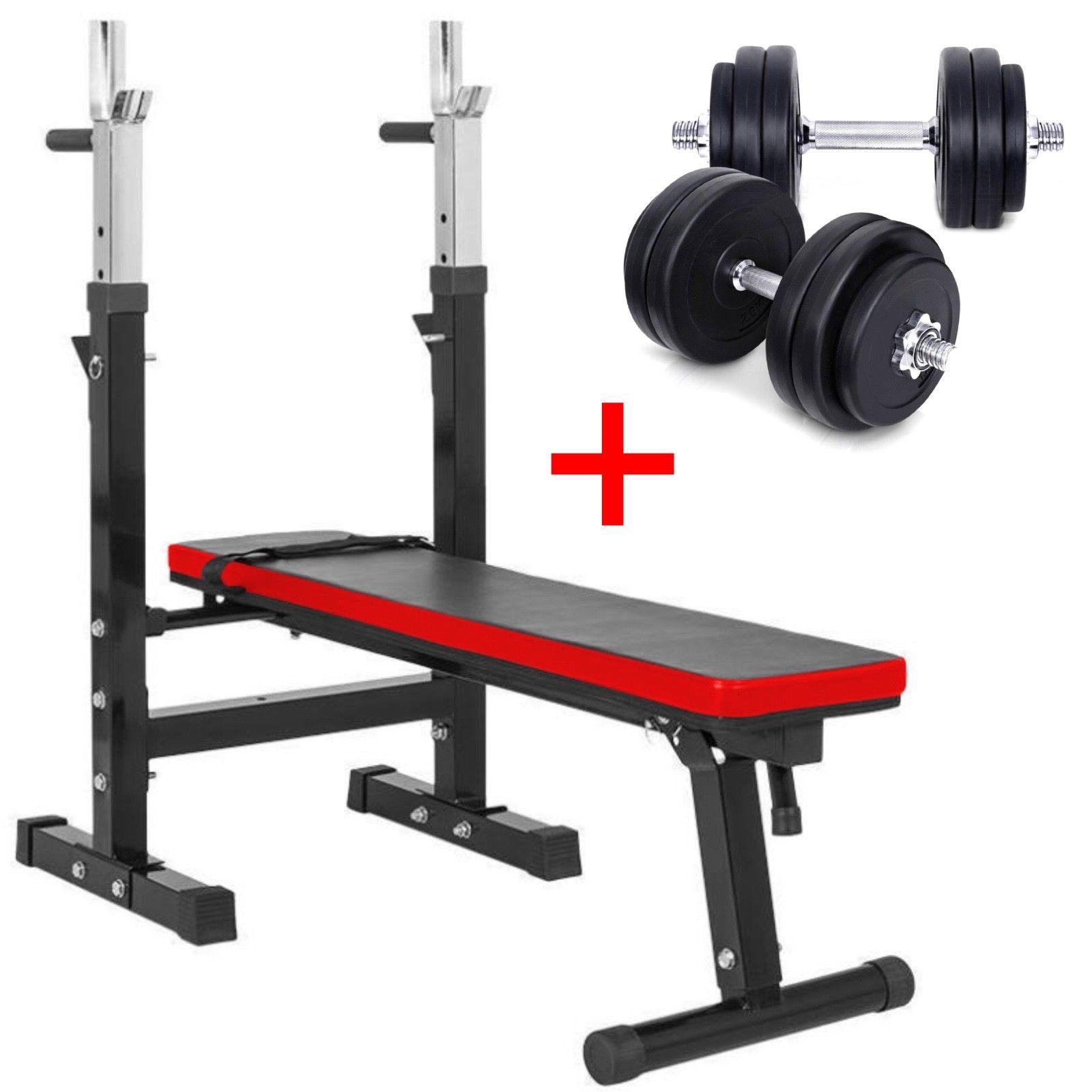 JX Fitness réglable Banc de musculation home Training Gym Lifting /& Sit up AB Workout