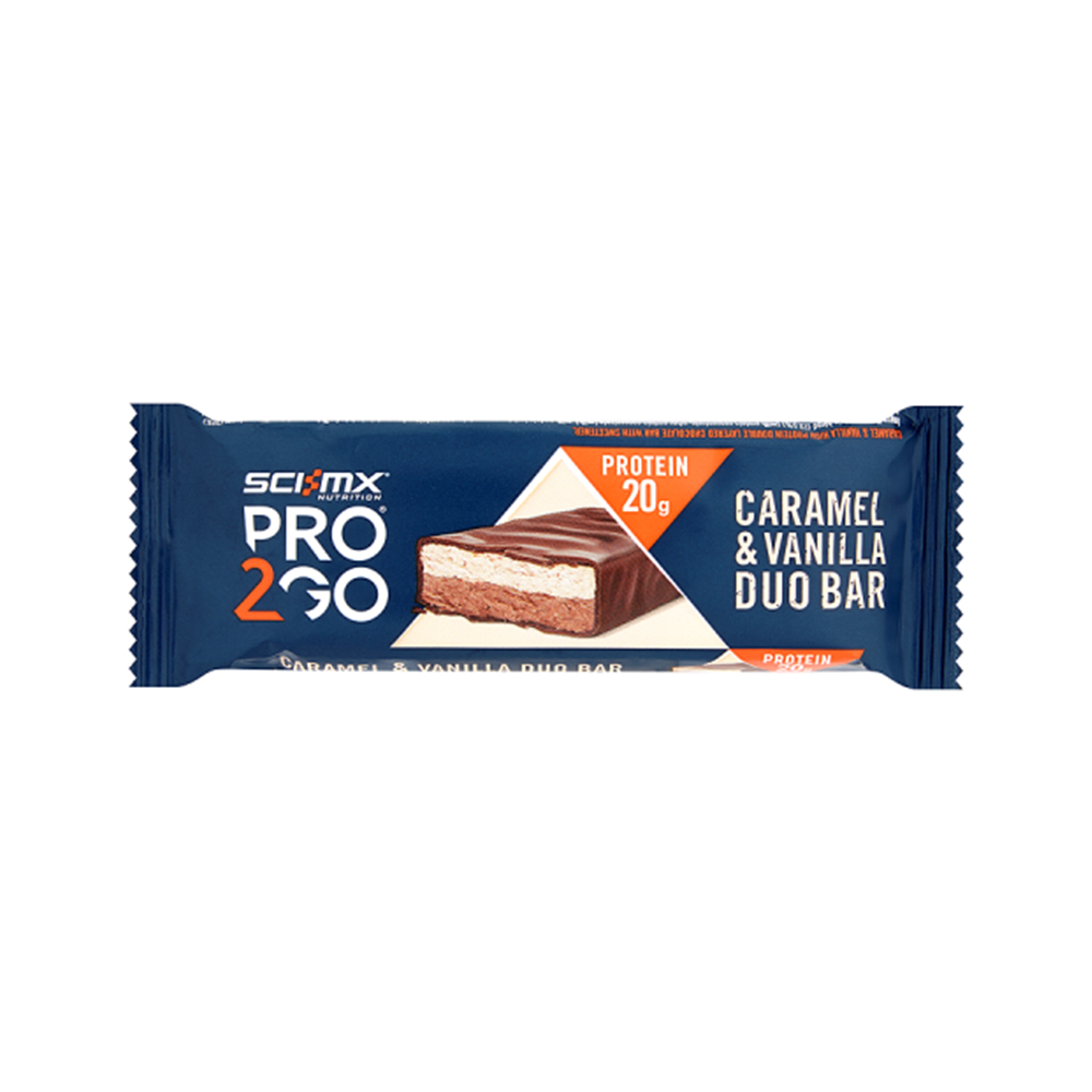 Details about Sci MX Nutrition Pro 2Go Duo Protein Snack Bars Low Carbs  12x60g