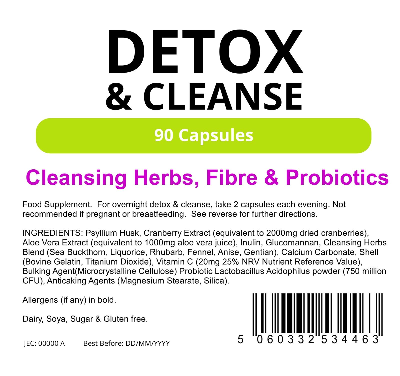 migliori recensioni di detox cleanse sintomi già durante il periodo