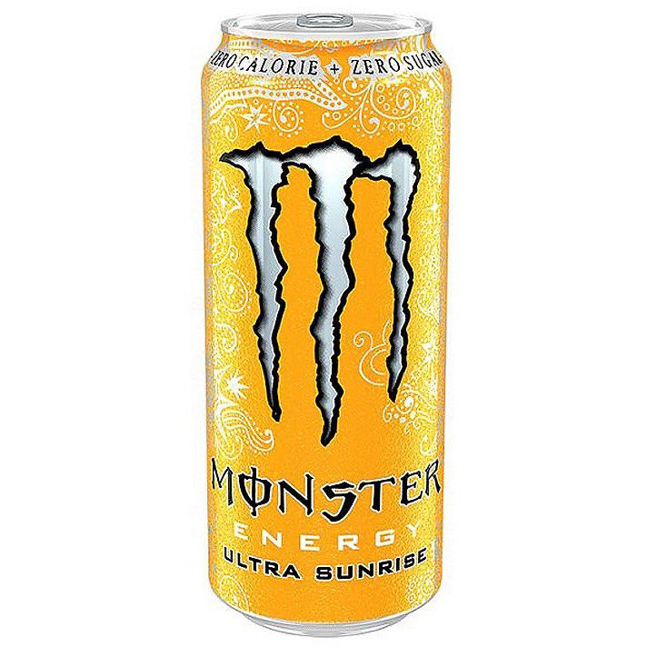 Details about Monster Energy Ultra Zero Calories 12 x 500ml Drink Cans  Sugar FREE Drinks