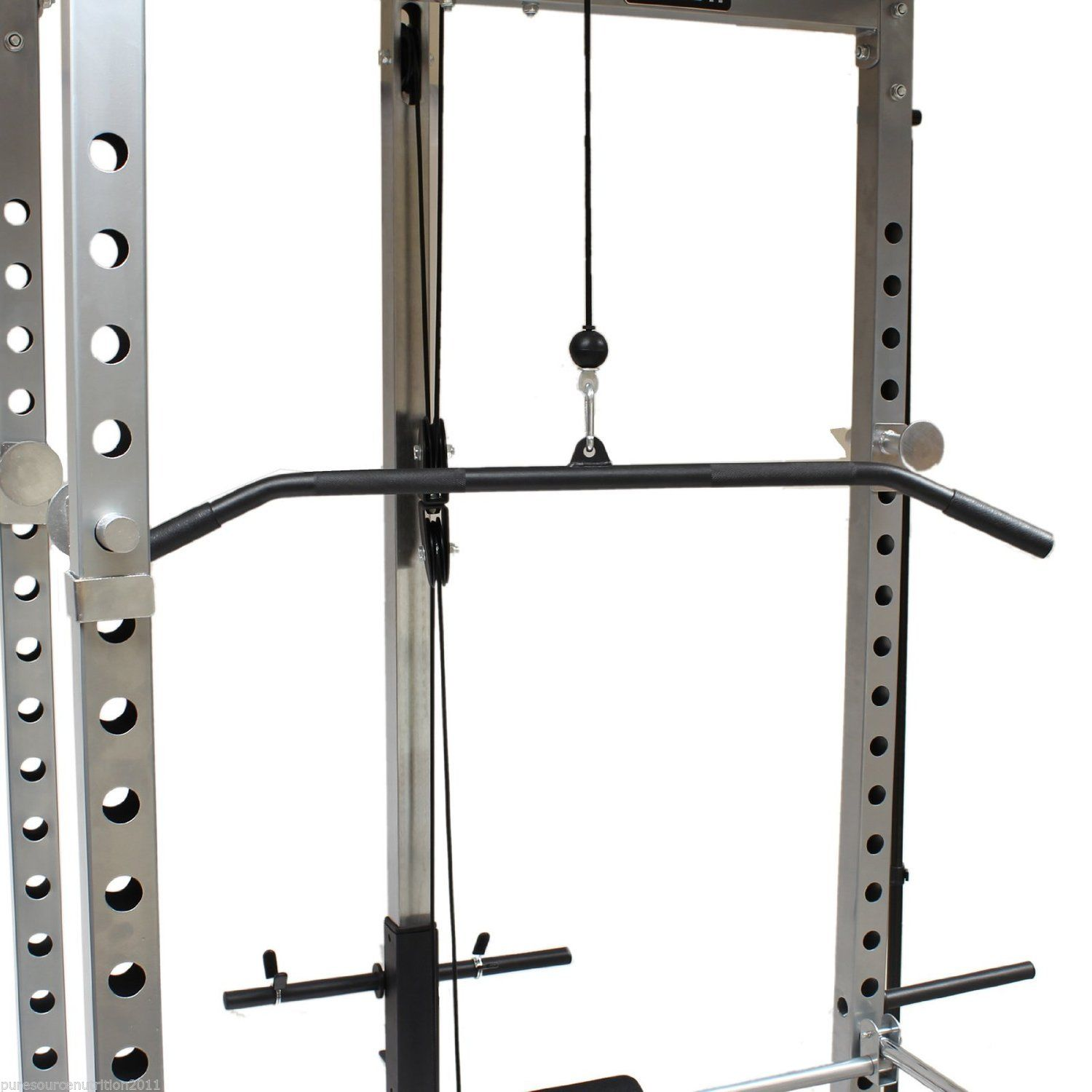 Heavy Duty Olympic Power Cage Home Multi Gym Workout Cage