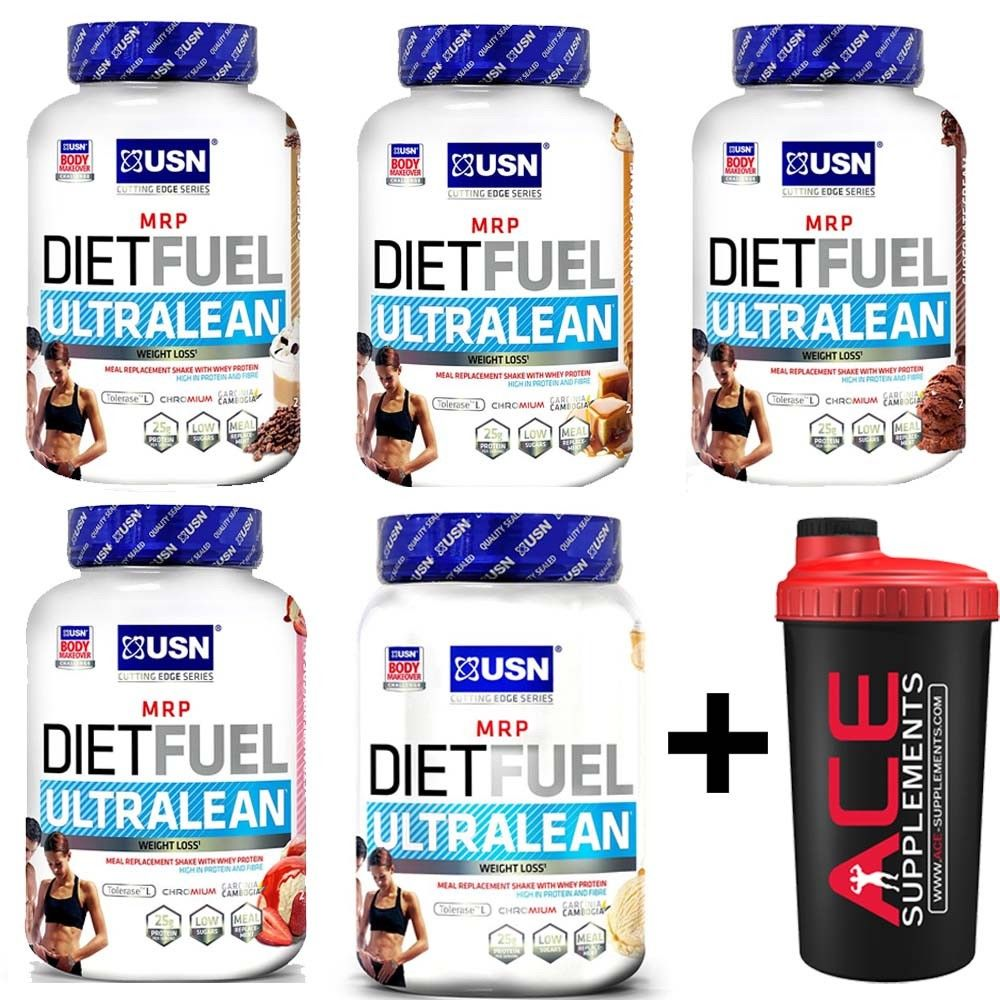 Usn Diet Fuel Ultralean Whey Protein Weight Loss