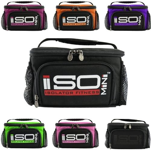 Iso Bag Mini 2nd Generation Meal Isolator Fitness Insulated