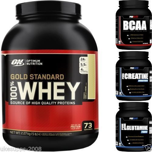 proteina gold standard whey