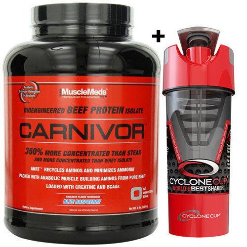 Whey protein carnivor