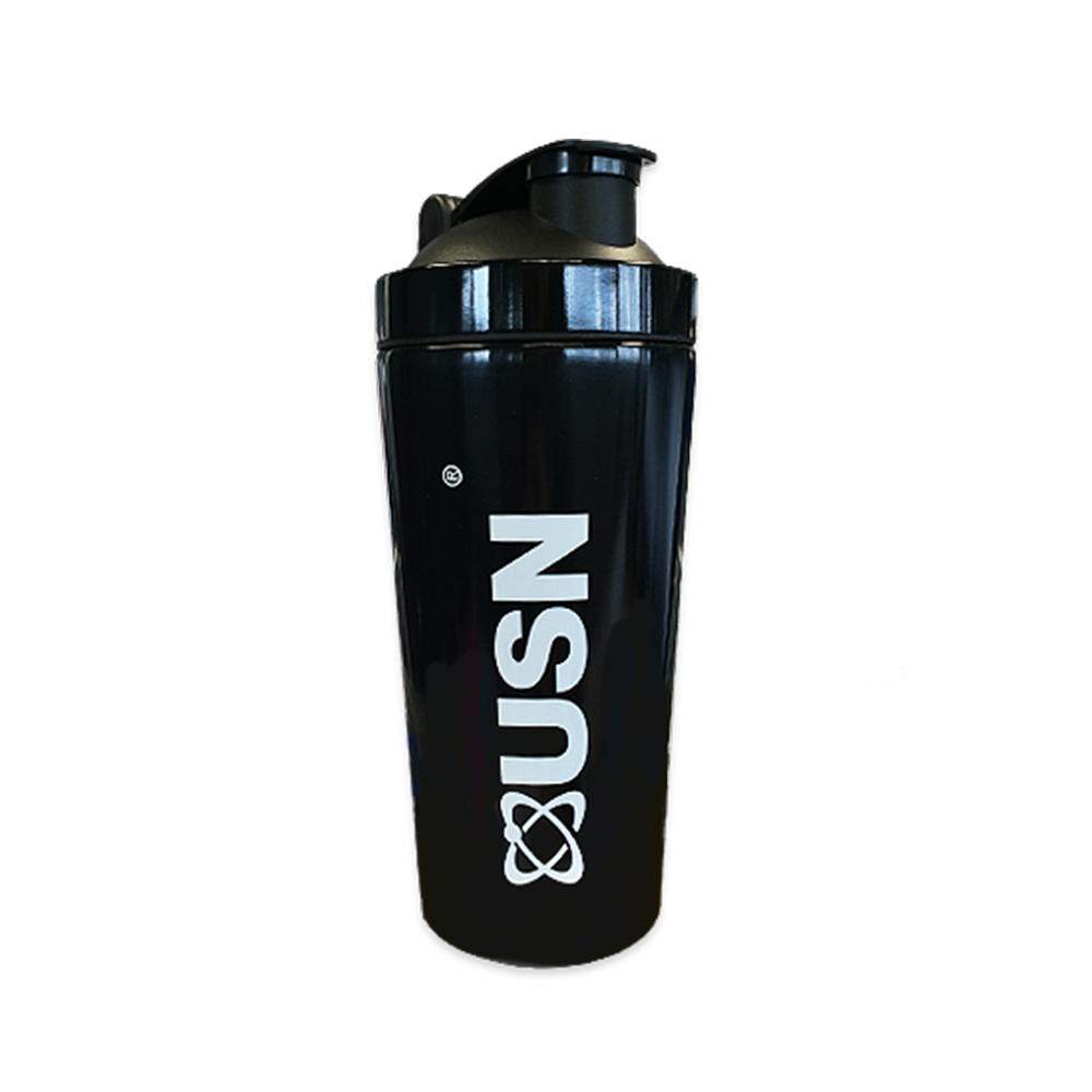 Protein Shaker Net: USN Stainless Steel Shaker Whey Protein BCAA Pre Workout