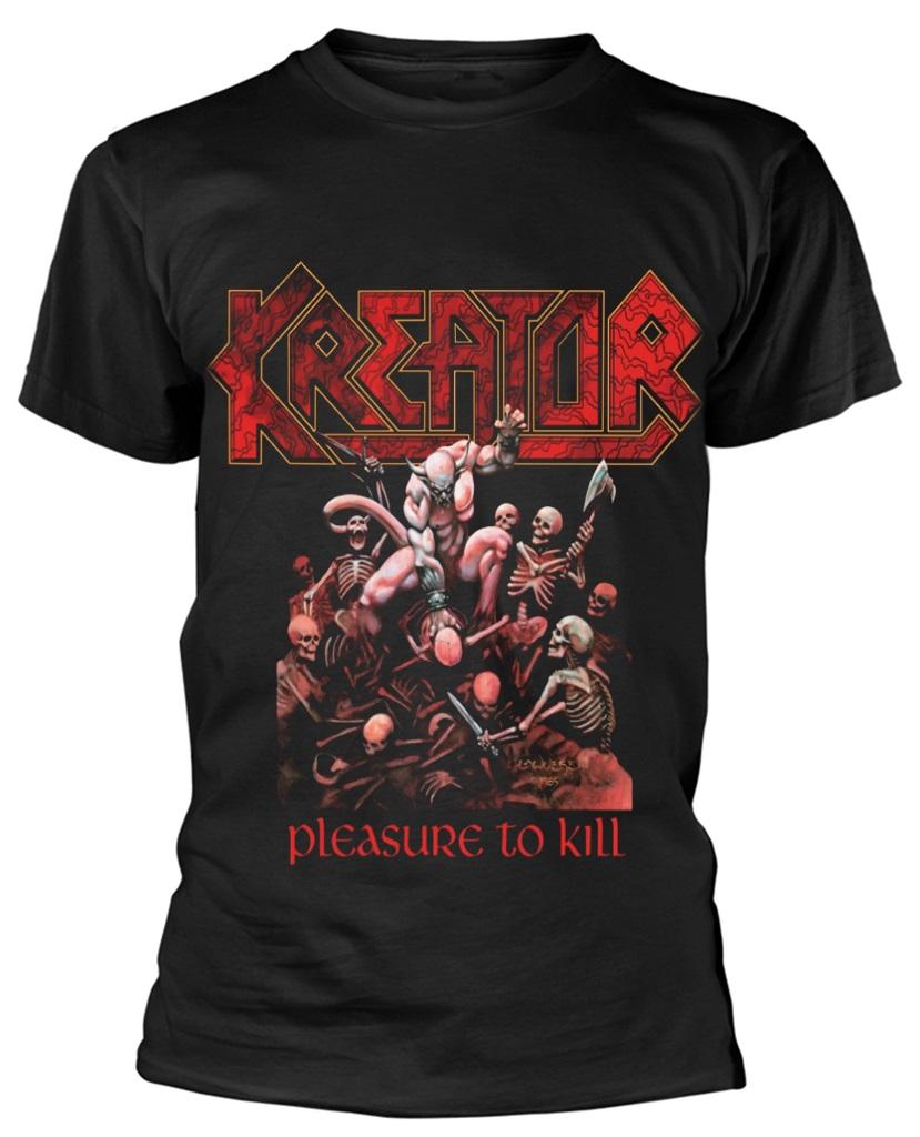 """KREATOR /""""plaisir à tuer/"""" T-shirt-NOUVEAU /& OFFICIEL!"""