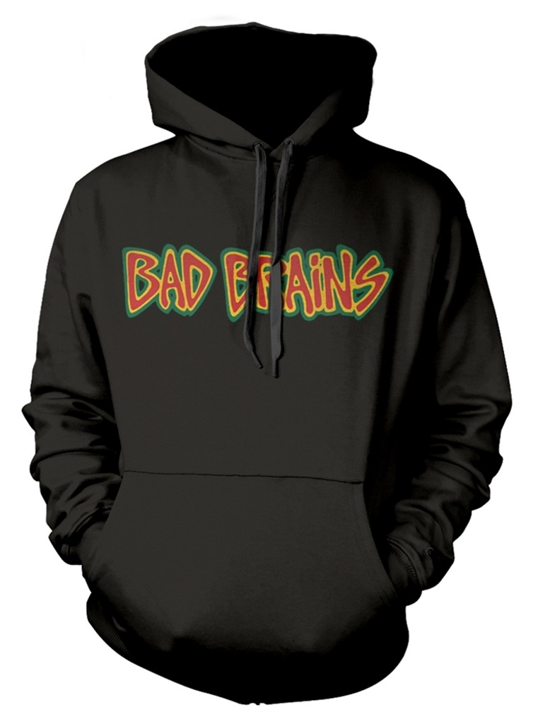 Bad Brains /'Bad Brains/' Pullover Hoodie NEW /& OFFICIAL!
