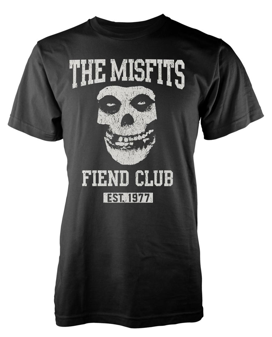 NEW /& OFFICIAL! Misfits /'Fiend Club/' T-Shirt