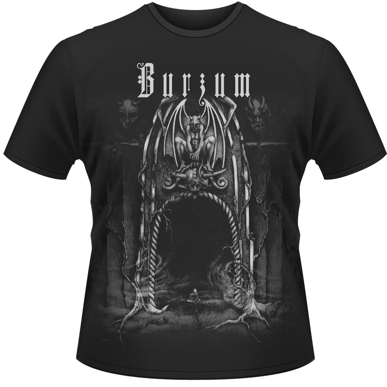 Burzum 'From The Depths Of Darkness' T-Shirt - NEW ...