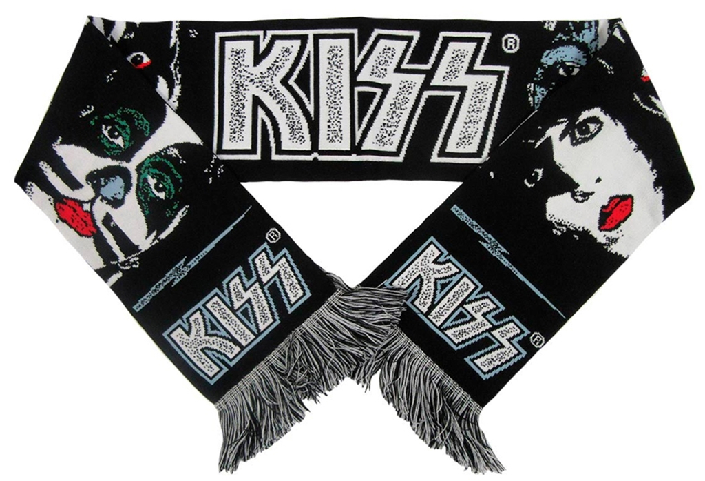 NEW Kiss /'Dynasty/' Scarf