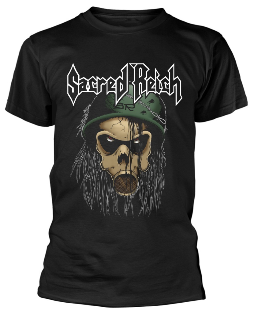NEW /& OFFICIAL! Sacred Reich /'Ignorance/' T-Shirt