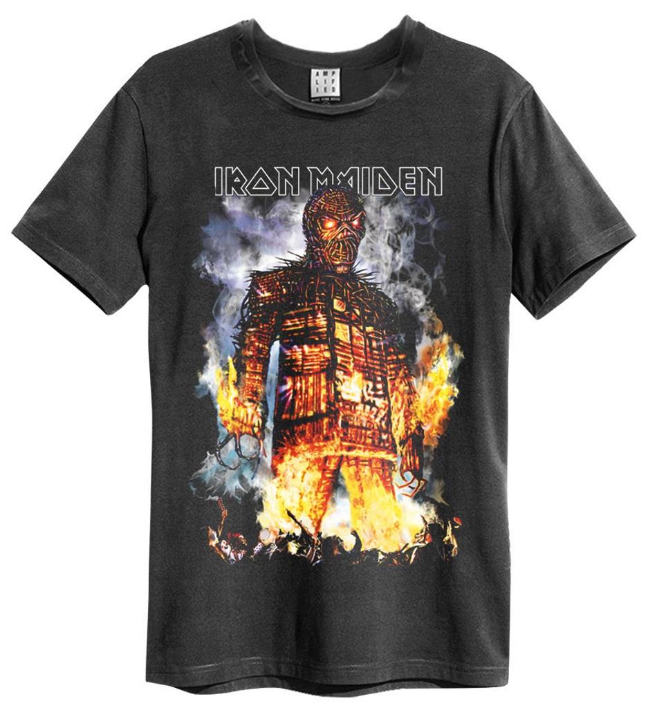 NEU New Iron Maiden Legacy Of The Beast Tour 2019 T-Shirt Black Cotton T Shirt S