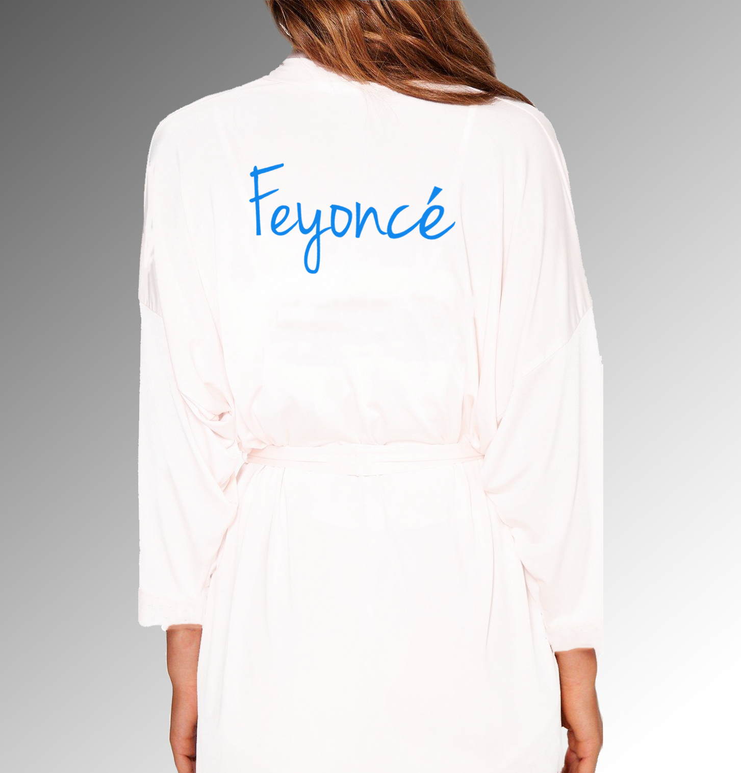 Personalised Dressing Gown: Feyonce Wedding Gift Perfect Present ...