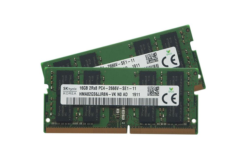 16GB Kingston HyperX Impact 2666MHz DDR4 PC4-21300 CL15 1.2V SO-DIMM Mem Module