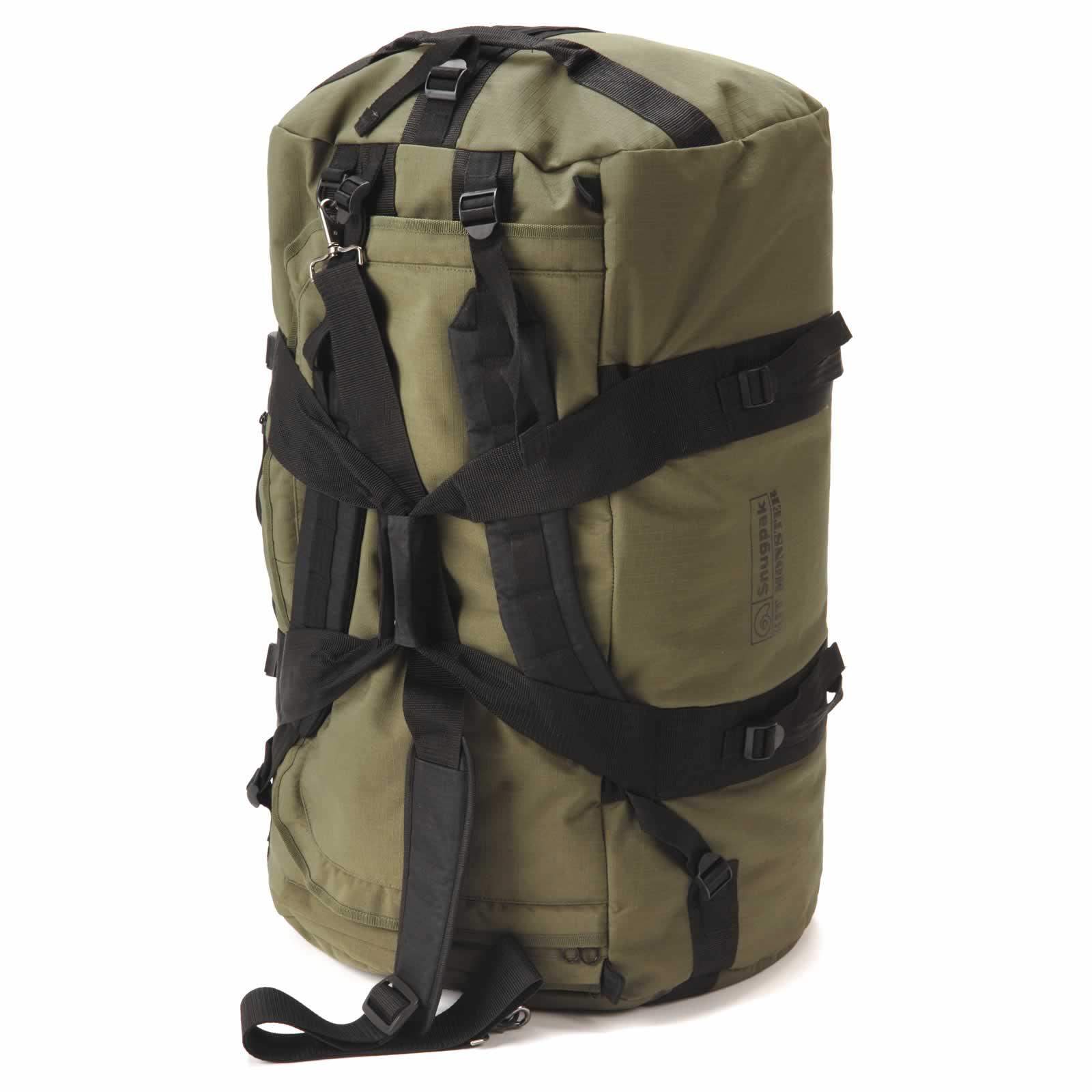 snugpak kit monster 120 litre army military holdall. Black Bedroom Furniture Sets. Home Design Ideas