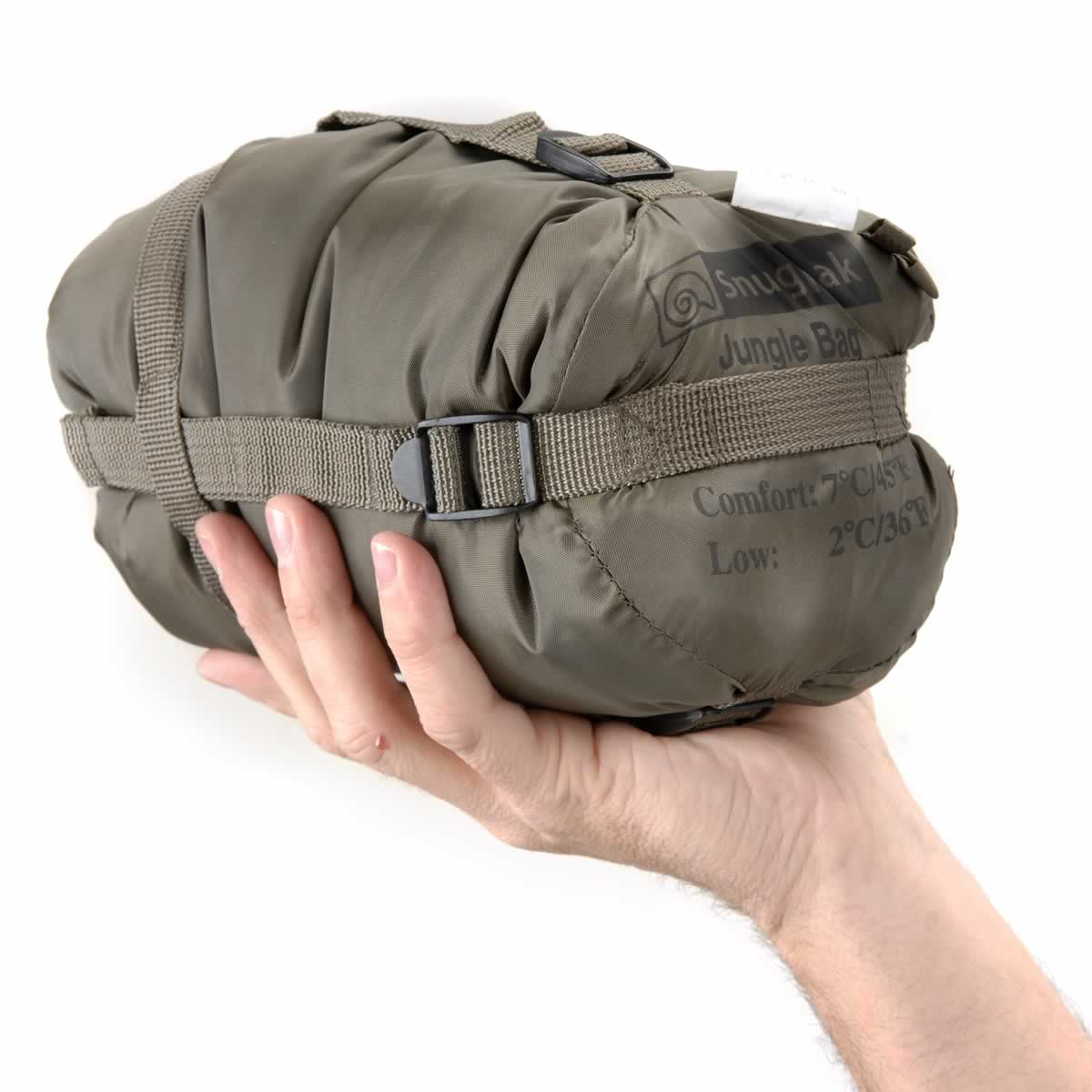 Snugpak Jungle Sleeping Bag Army Military Summer 1 Season