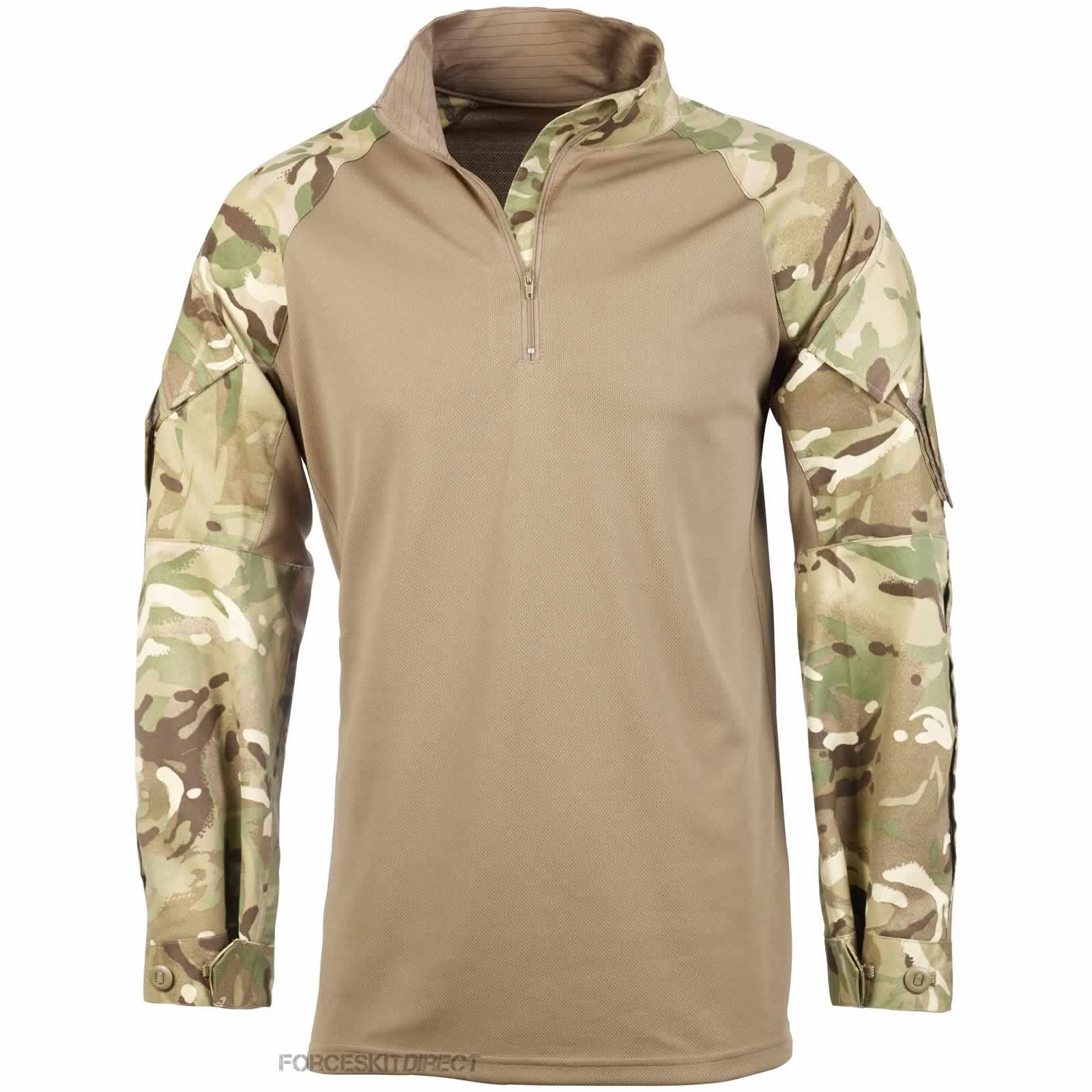 British Army Surplus MTP UBACS Shirt Under Body Armour ...