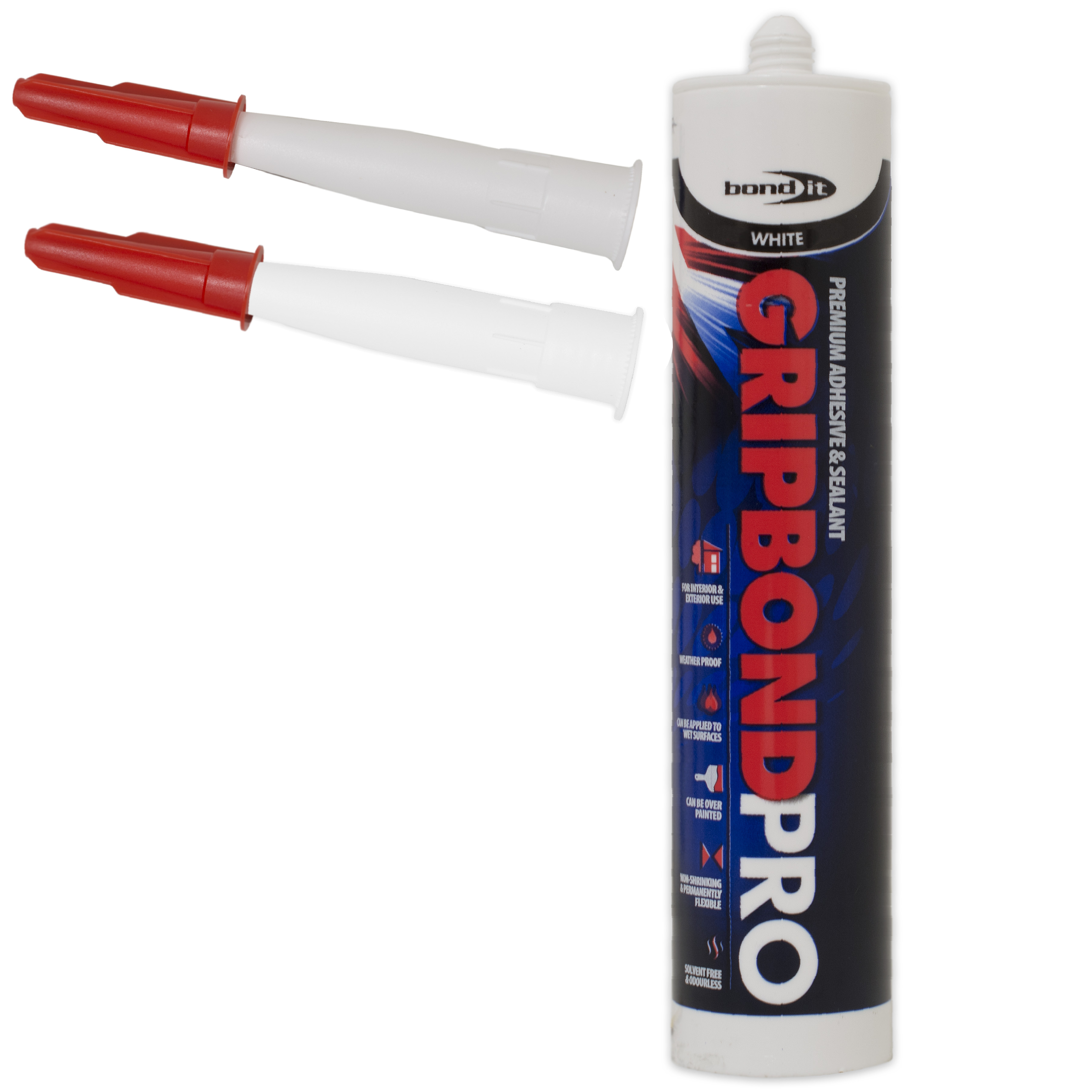 Gb Pro Super Strong Adhesive Hybrid Polymer Silicone