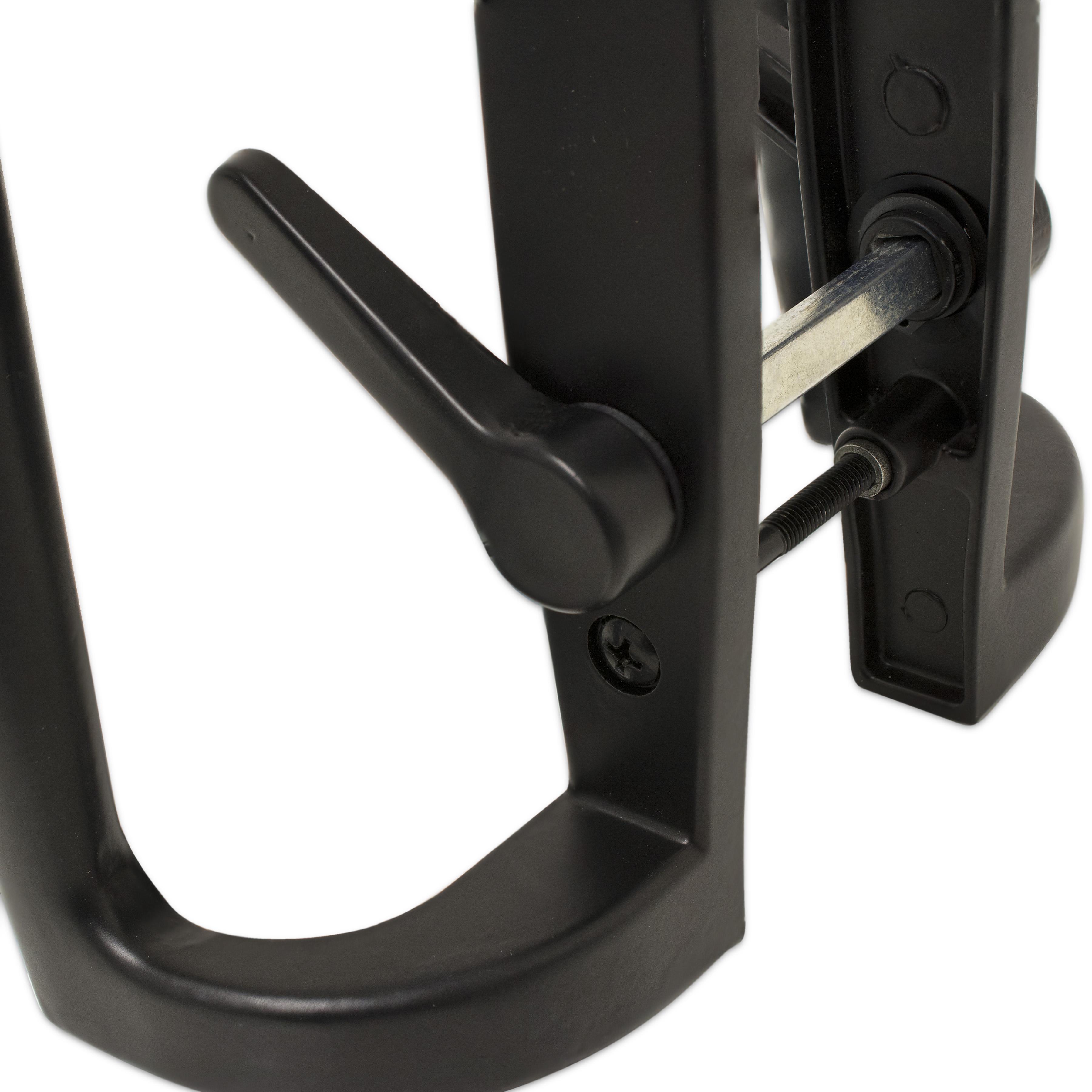 Upvc Fuhr Sliding Patio Door D Handle 90mm Inline Lever