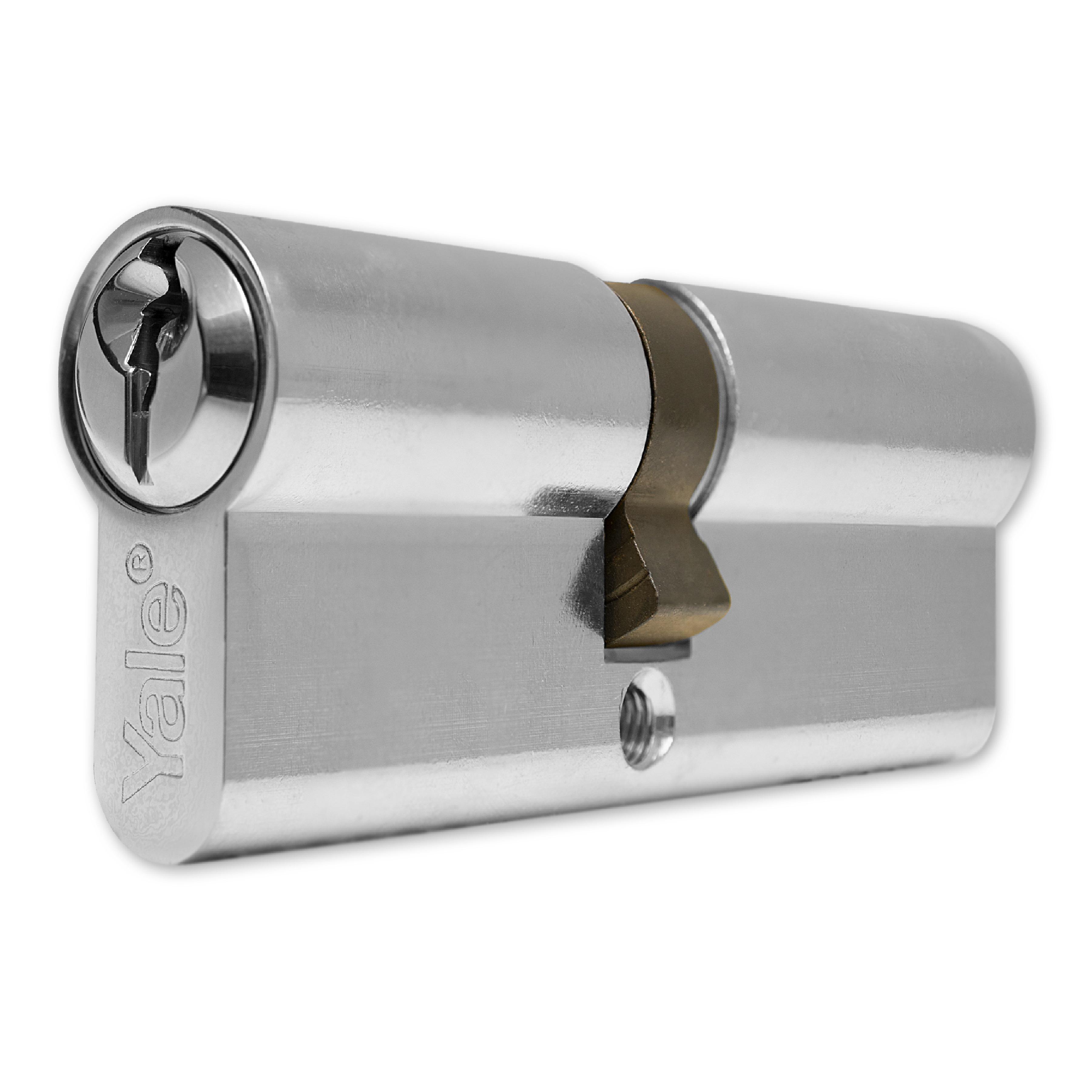 Yale Euro Cylinder Barrel Lock Upvc Door Aluminium Wood