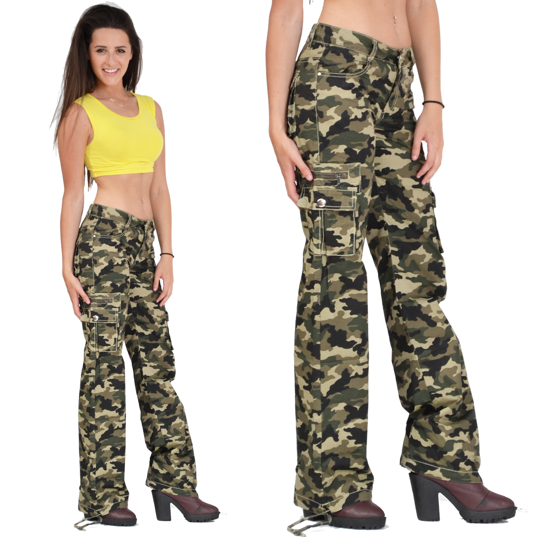 Camo clothing for women