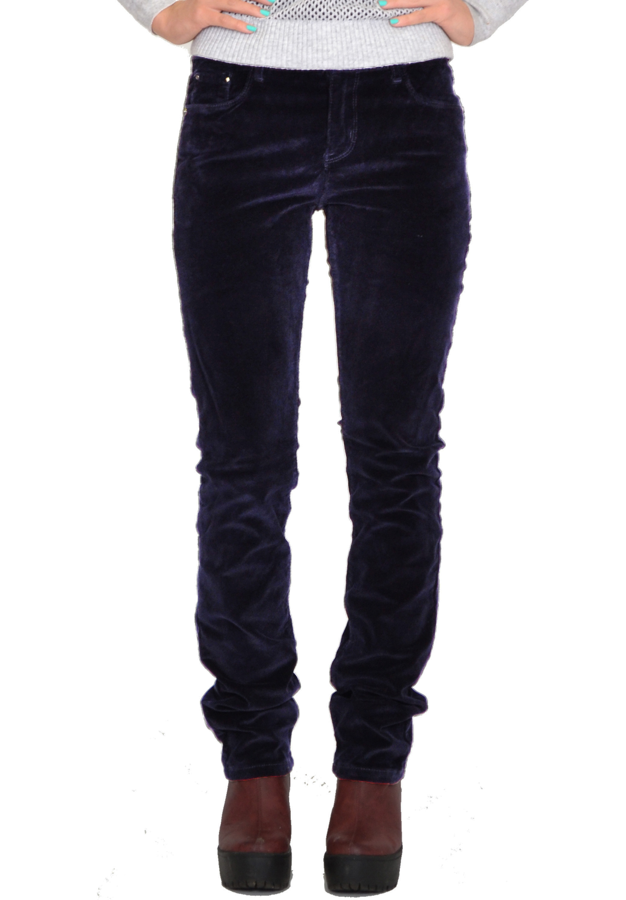 Find navy blue corduroy pants from a vast selection of