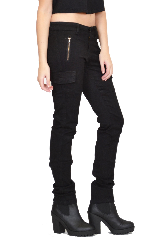 Girls Camo Cargo Pants (Kids) | Forever 21  |Black Cargo Pants For Girls
