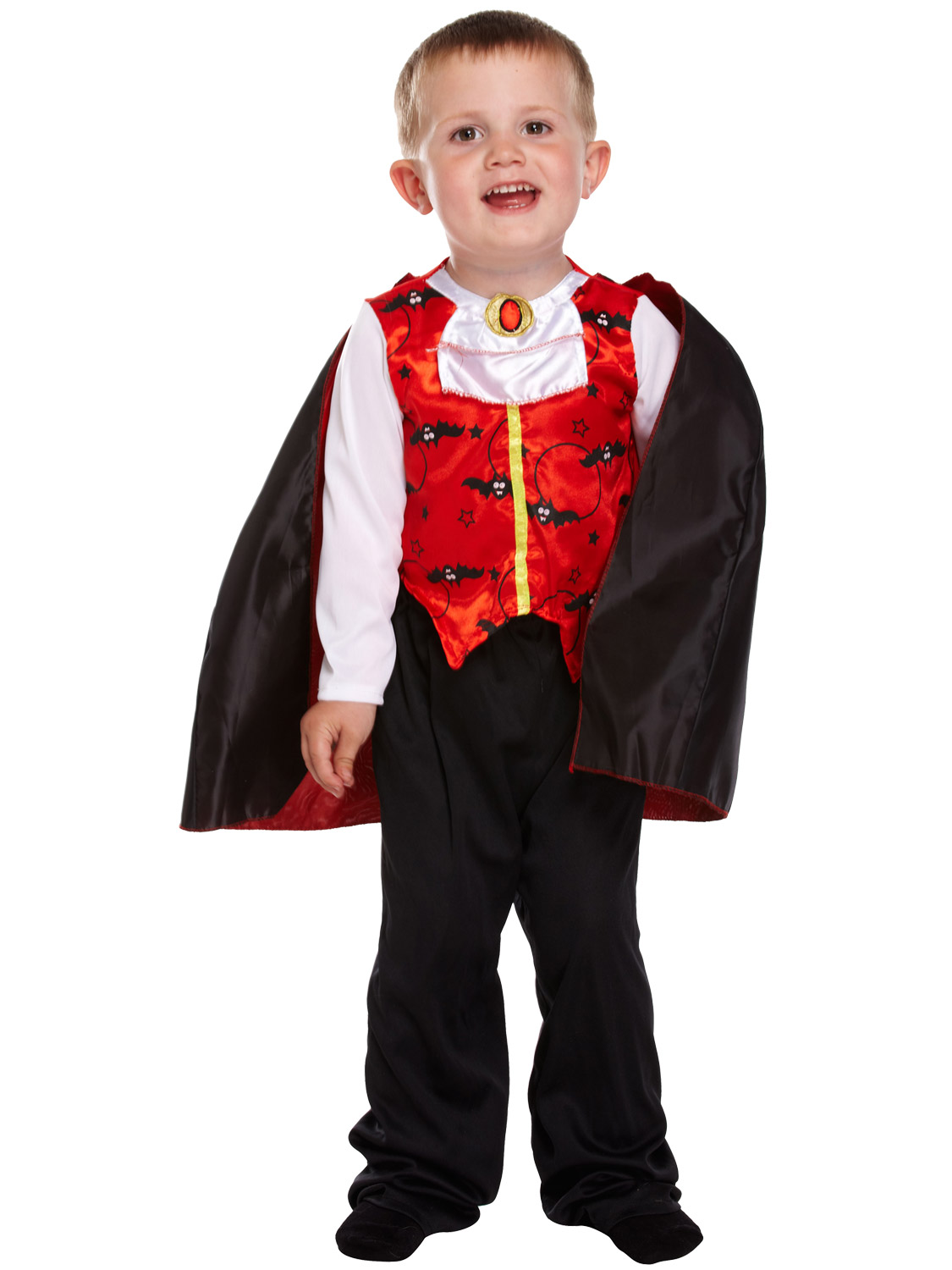 Toddlers Halloween Squelette Costume Déguisement Ages 1-4 ans