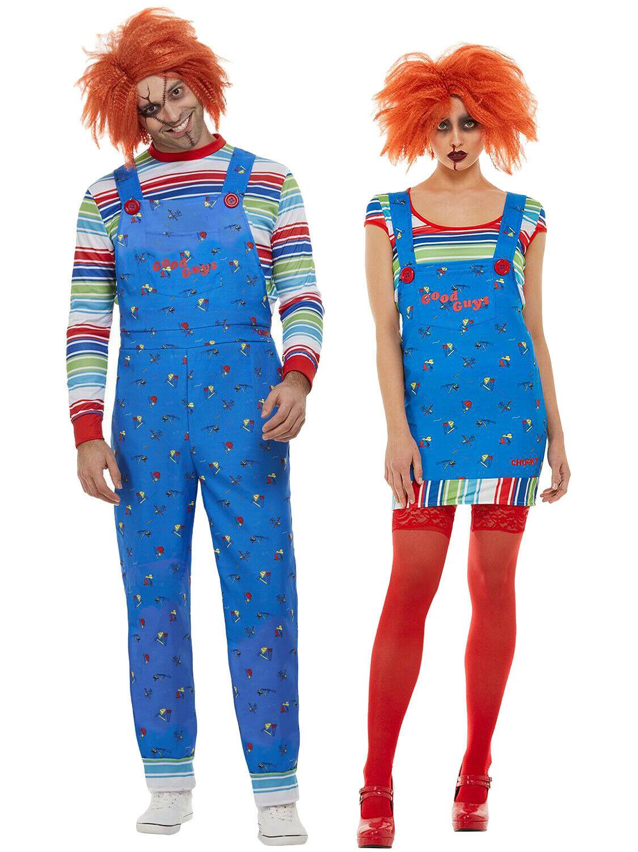 Mens Official Chucky Fancy Dress